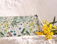 lookbook paco martinez bolsos print flores sobre estampado  4