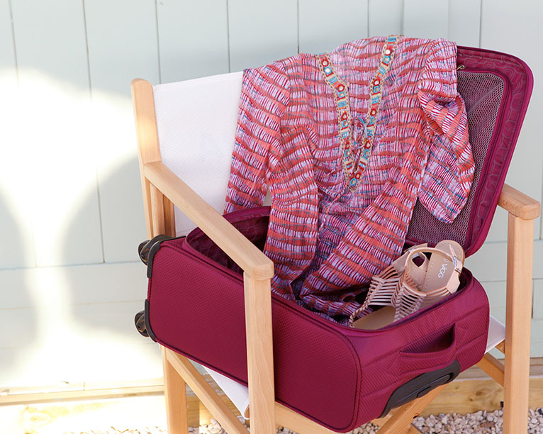 maleta de viaje cabina xtralight muy ligera capacidad máxima