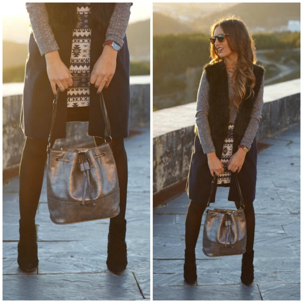 daretodreambysil bolso saco bucket bag paco martinez