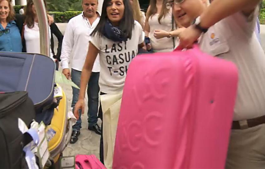 casados a primera vista monica maleta viaje paco martinez