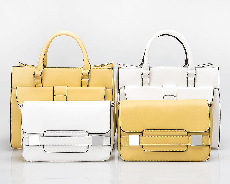 5 lookbook bolsos pacomartinez lima y blanco